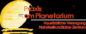 Logo Praxis am Planetarium